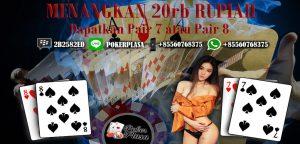 Agen Poker Bonus Baru