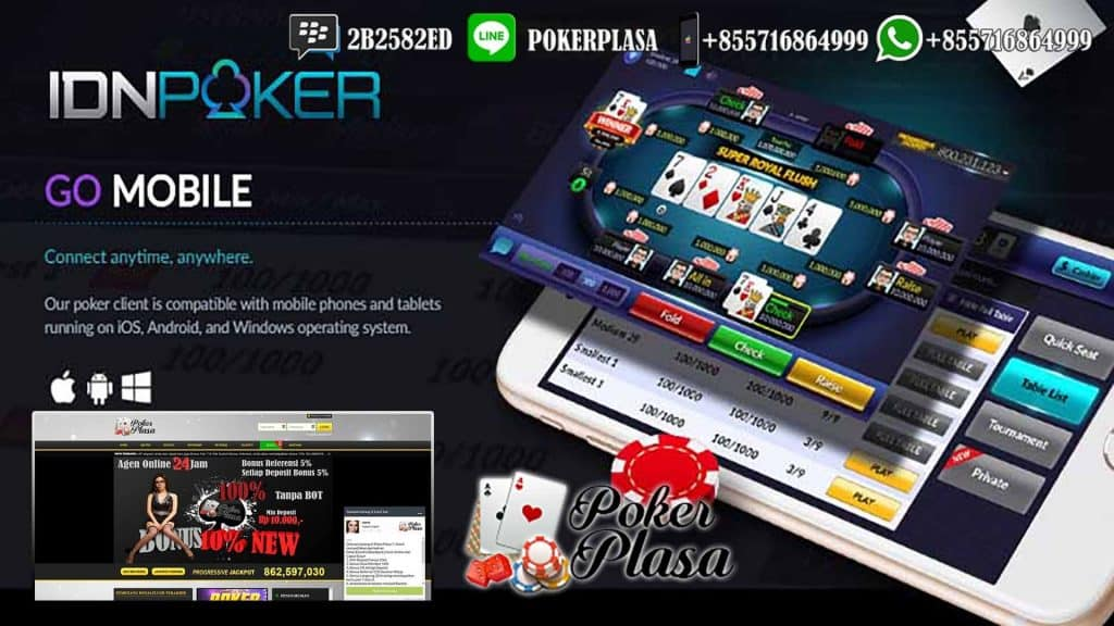 Bandar Poker Banjir Promo Bonus Setiap Deposit