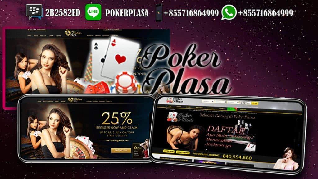 Bandar Poker Online Indonesia Bonus Promo Khusus Setiap Penyetoran