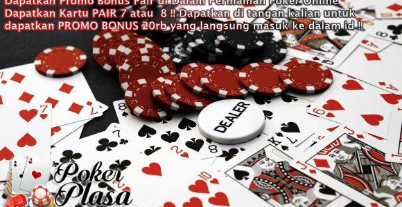 Bandar Judi Poker Online Bonus 20rb Setiap Hari