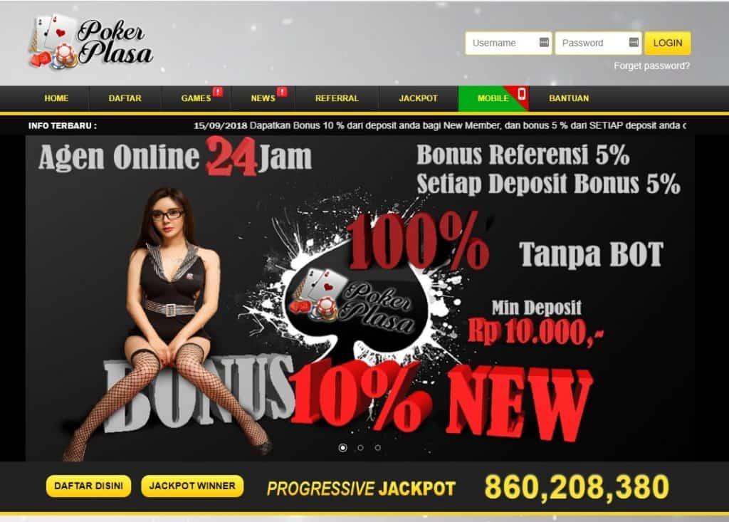 Bonus 20rb Bermain Poker Online Segera Setelah Daftar