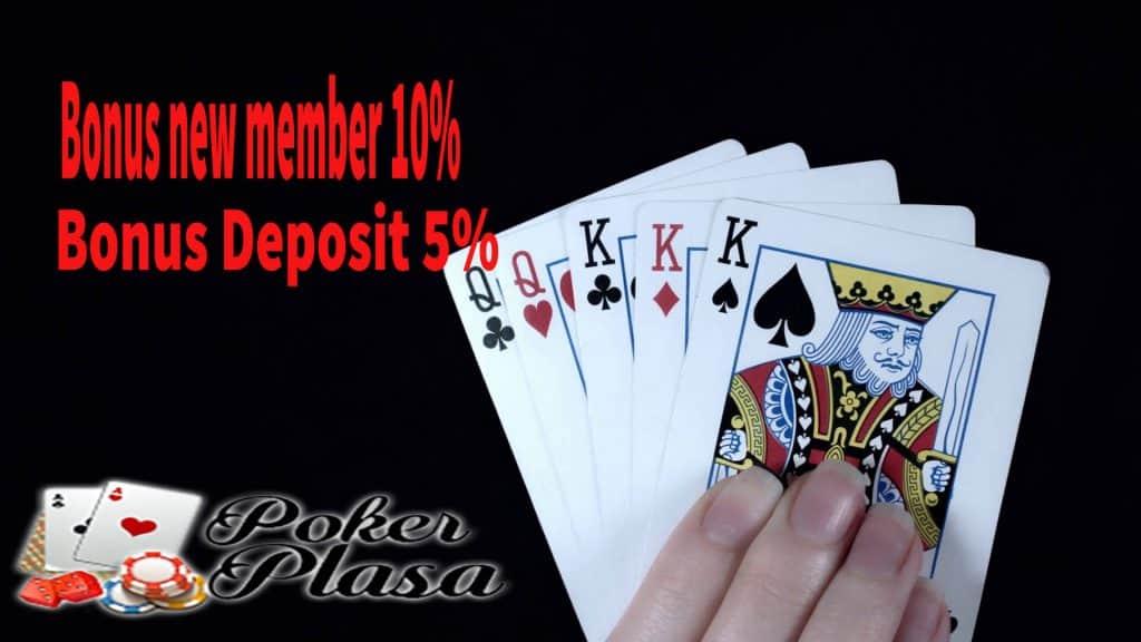 """Poker Online """"width ="""" 960 """"height ="""" 540 """"/> </p> <p> Poker Online, Agen Poker Online Indonesia, Bandar Poker Online Terbesar, Situs Poker Online Resmi, Deposit Bonus Agen Poker, Situs Poker Online Indonesia </p> <p> Dengan adanya kemajuan pada perkembangan teknologi dan informasi pada abad ke 20 zaman sekarang ini, maka terciptalah internet. Internet membuat kita dapat melakukan, mendapat dan melakukan apa pun yang kita kehendaki kapanpun dan dimanapun sesuai dengan keinginan kita. Dengan adanya perkembangan di internet, hal tersebut memudahkan kita dalam berbagai hal. Perkembangan internet membuat hal yang tadinya tidak mungkin dilakukan menjadi mungkin dilakukan. Perkembangan internet juga meningkatkan perkembangan permainan secara global. Contoh salah satu permainan yang terbawa arus kemajuan teknologi yang terbaru adalah poker online. Pada saat ini, kalian dapat bermain poker secara online dimanapun dan kapanpun dengan mudah melalui komputer kalian atau telepon tangan kalian, kalian tidak perlu bersusah payah untuk datang ke kasino lagi, cukup menggunakan telepon genggam dan komputer kalian saja. </p> <p style="""